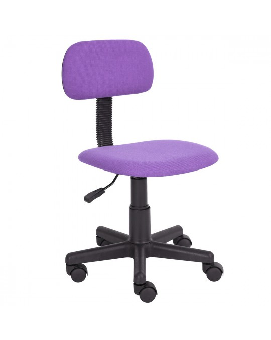Chaise de bureau Yanyan purple