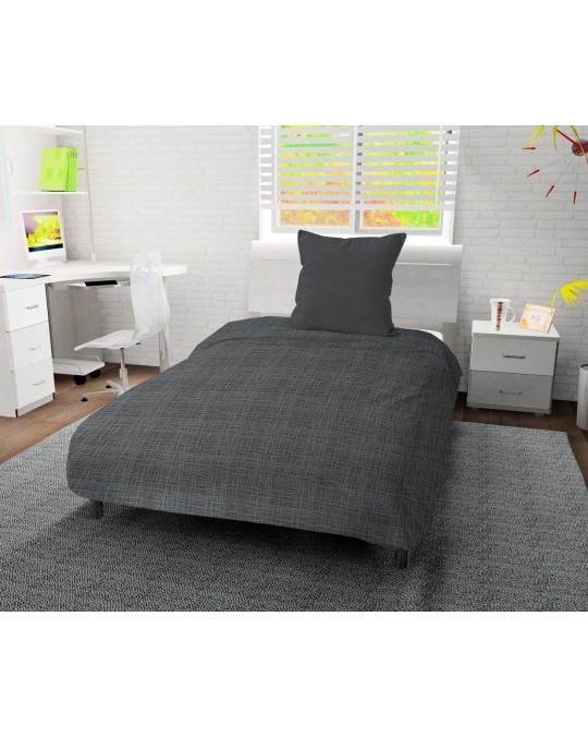 Couette 140x200 GALAXY GRIS