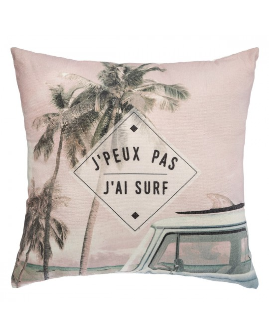 Coussin 40x40 cm South Surf