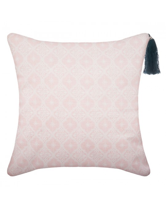 Coussin 40x40 cm Dolce rose