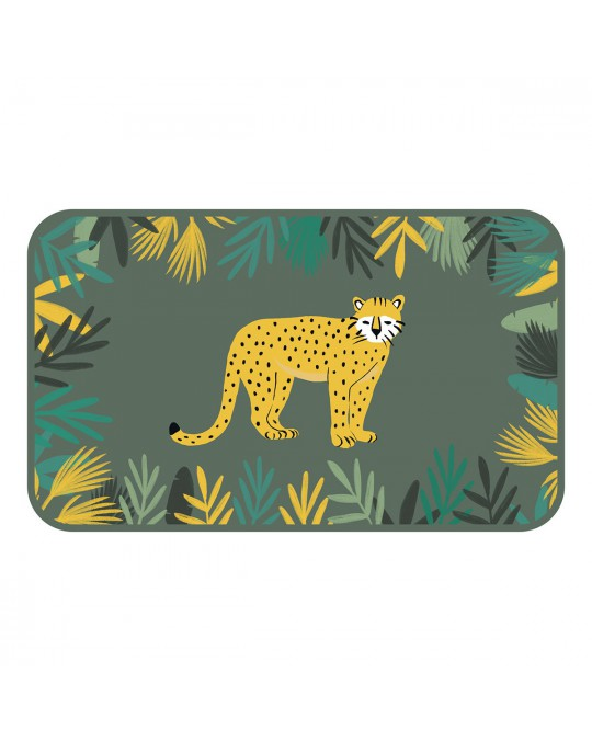 Tapis velours 45x75 cm Animaux and co