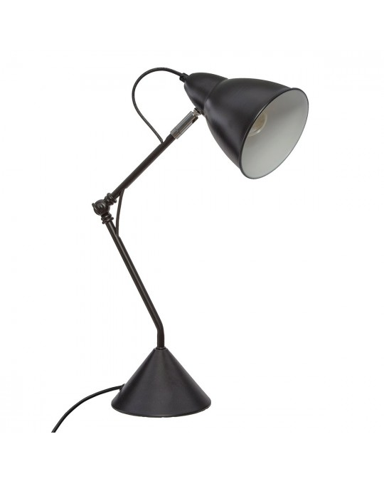 Lampe architecte South Aude noir