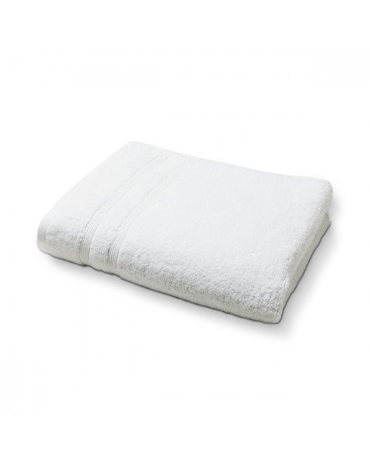 Lot de 6 serviettes de toilette Chantilly Premium 50x90 cm 100% coton