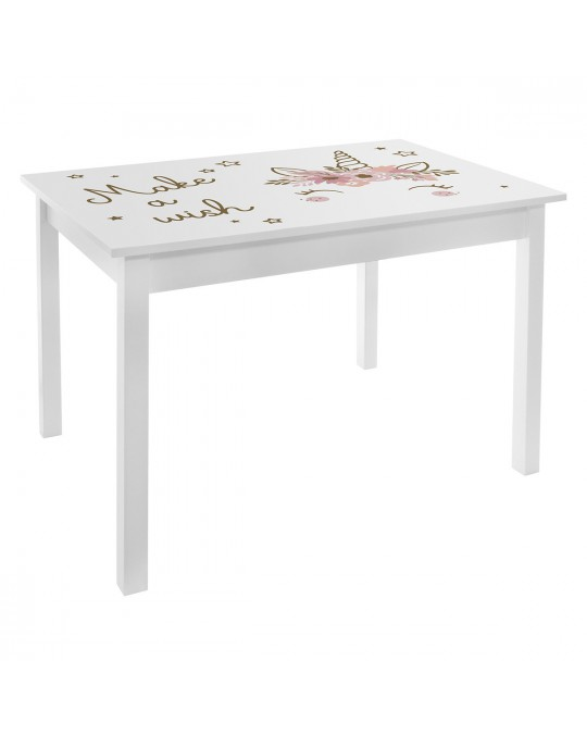 Table Licorne fille